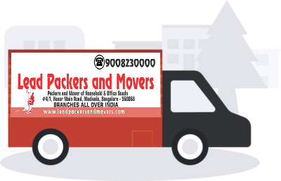 packers and movers bangalore truck